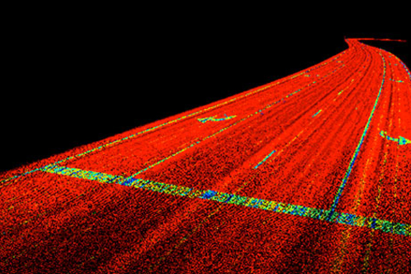 PaveSmart High Speed Road Scanning Technology
