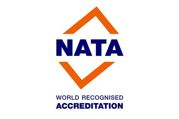 PaveSmart NATA Accreditation